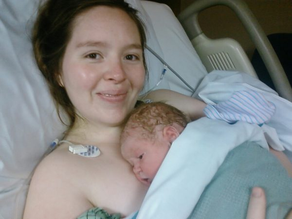 A Family-Centered Cesarean: Taking Back Control of My Son's Birth (re-post)